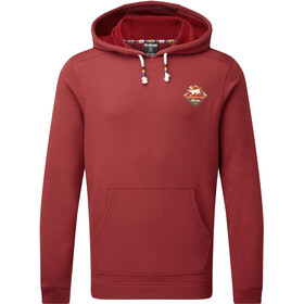 Sherpa Jaaro Pullover Hoodie Men, potala red
